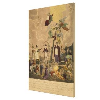 Napoleon, the First Consul Canvas Print