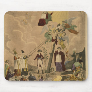 Napoleon, the First Consul Mouse Pad