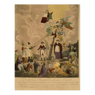 Napoleon, the First Consul Postcard