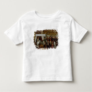 Napoleon visiting the Infirmary of Invalides T-shirts