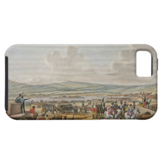 Napoleon Visiting the Siege Works at Danzig led by iPhone 5 Covers