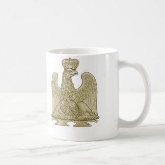 Napoleonic Eagle Basic White Mug