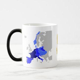 Napoleonic Europe 1811 Morphing Mug