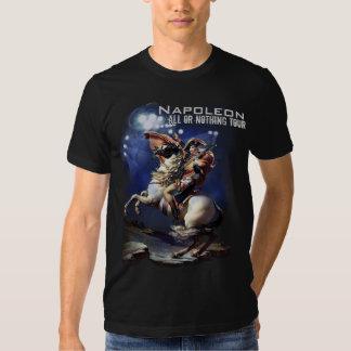 Napoleonic Tour T-shirts