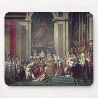 Napoleon's Consecration and Josephine's Mouse Mat