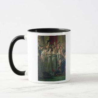 Napoleon's Consecration and Josephine's Mug