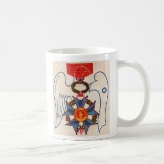 Napoleon's Legion D' Honneur medal Mug