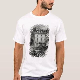 Napoleon's Lodgings on the Quai Conti, 1834-36 T-Shirt