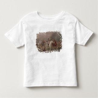 Napoleon's Retreat (oil on canvas) Toddler T-Shirt