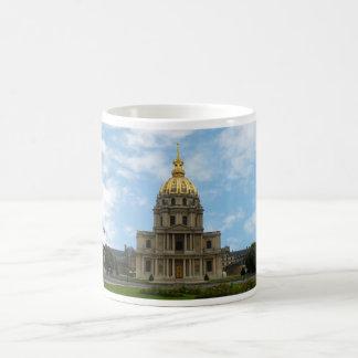 Napoleon's Tomb Basic White Mug