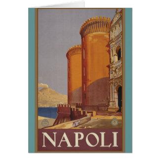 NAPOLI CARD