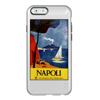 Napoli (Naples) Italy vintage travel cases