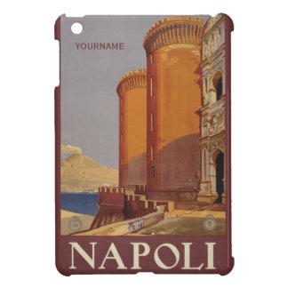 Napoli (Naples) Italy vintage travel custom cases Case For The iPad Mini