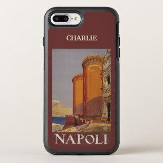 Napoli Naples name phone OtterBox Symmetry iPhone 7 Plus Case