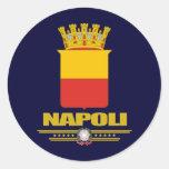 Napoli (Naples) Round Sticker