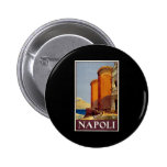Napoli Pinback Buttons