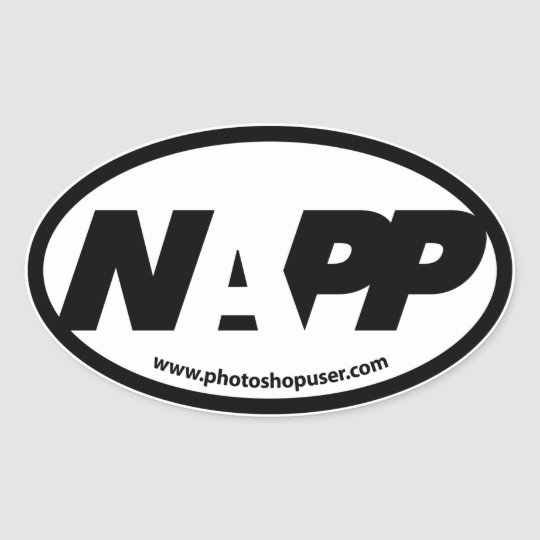 NAPP Euro Sticker