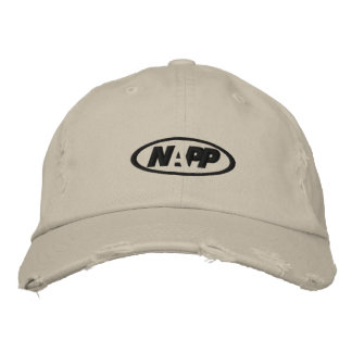 NAPP Hat Embroidered Hat