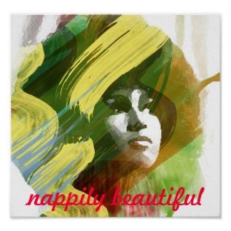 Nappily Beautiful - Poster