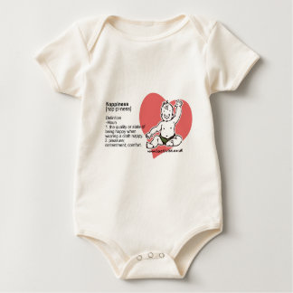 Nappiness Baby Bodysuit