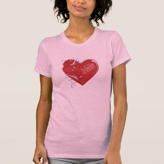 Nappy Heart Tshirt