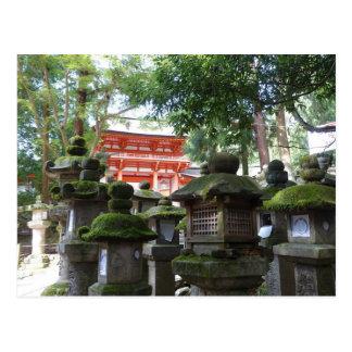 Nara Japan Postcard