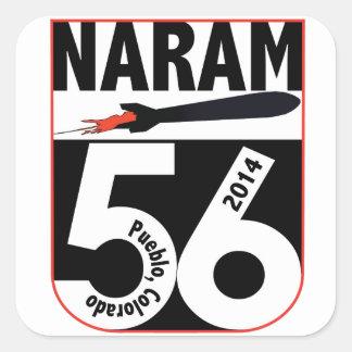 NARAM-56 Stickers