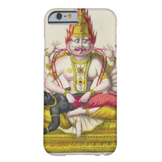 Narasimha, engraved by de Marlet (colour litho) Barely There iPhone 6 Case