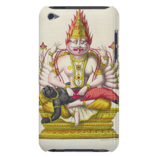 Narasimha, engraved by de Marlet (colour litho) iPod Touch Cases