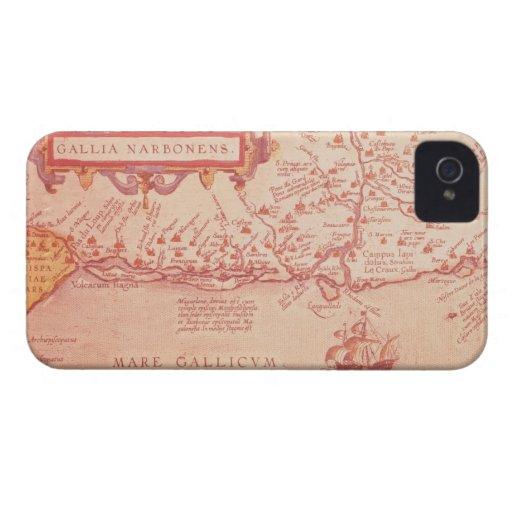 Narboneus Gaul Case-Mate iPhone 4 Case