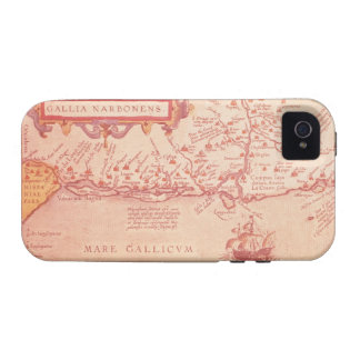 Narboneus Gaul iPhone 4 Covers