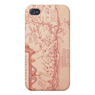 Narboneus Gaul iPhone 4 Cases