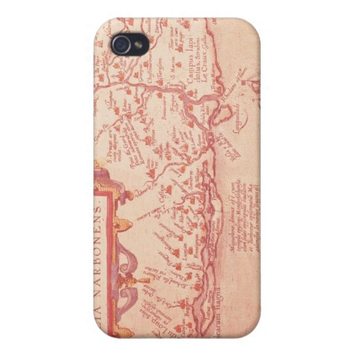 Narboneus Gaul Cover For iPhone 4