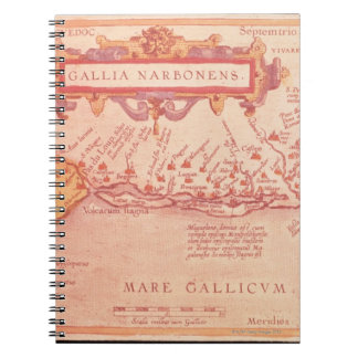 Narboneus Gaul Notebook