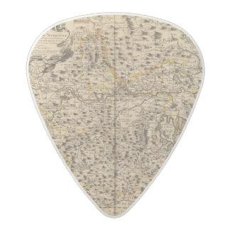 Narbonne France Acetal Guitar Pick