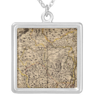 Narbonne France Silver Plated Necklace