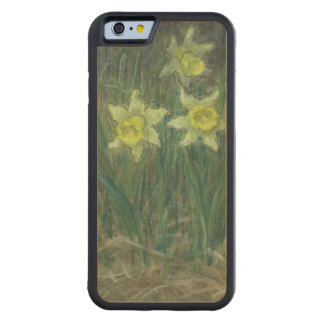 Narcissi and Violets, c.1867 Maple iPhone 6 Bumper Case