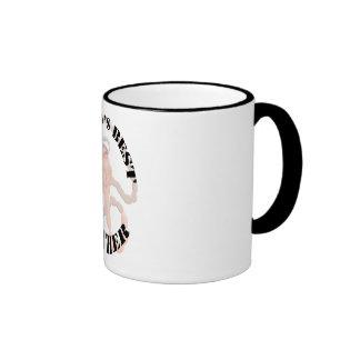 Narcissistic Mother's Day Ringer Mug