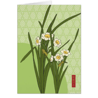 Narcissuses Card