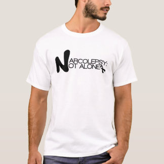 NARCOLEPSY: NOT ALONE™ Classic Design T-Shirt