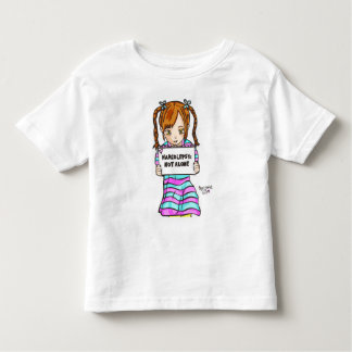 NARCOLEPSY: NOT ALONE™ Fun Kids T-shirt
