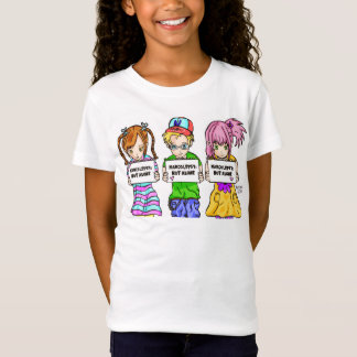 NARCOLEPSY: NOT ALONE™ Fun Tee