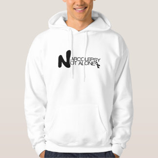 NARCOLEPSY: NOT ALONE™ Mens Hoodie
