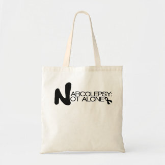 NARCOLEPSY: NOT ALONE™ Tote Bag