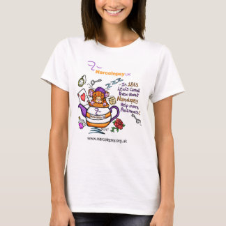 Narcolepsy UK Dormouse. Women's T-Shirt