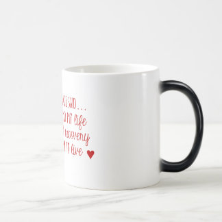Narcotics Anonymous 3rd Step Prayer Morphing Mug