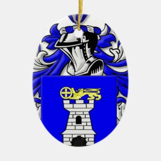 Nardo Coat of Arms Ornament