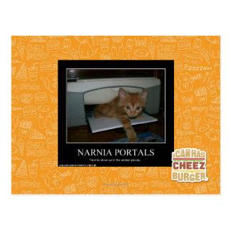 Narnia Portals Postcard