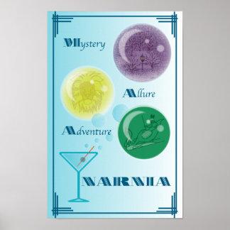 Narnia poster