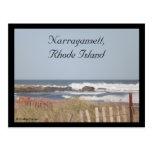 Narragansett, Rhode Island Postcard
